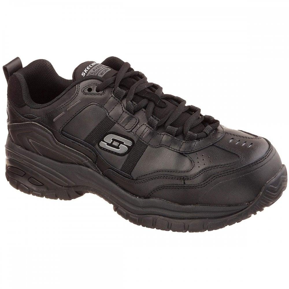 Skechers Safety Shoes Soft Stride Shoe Footwear from MI