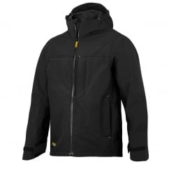 1303 AllroundWork, Waterproof Shell Jacket Black - Size: L *One Size Only - Outlet Store*