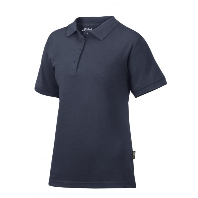 Snickers 2702 Women's Polo Shirt: Navy Size: M *One Size Only - Outlet Store*