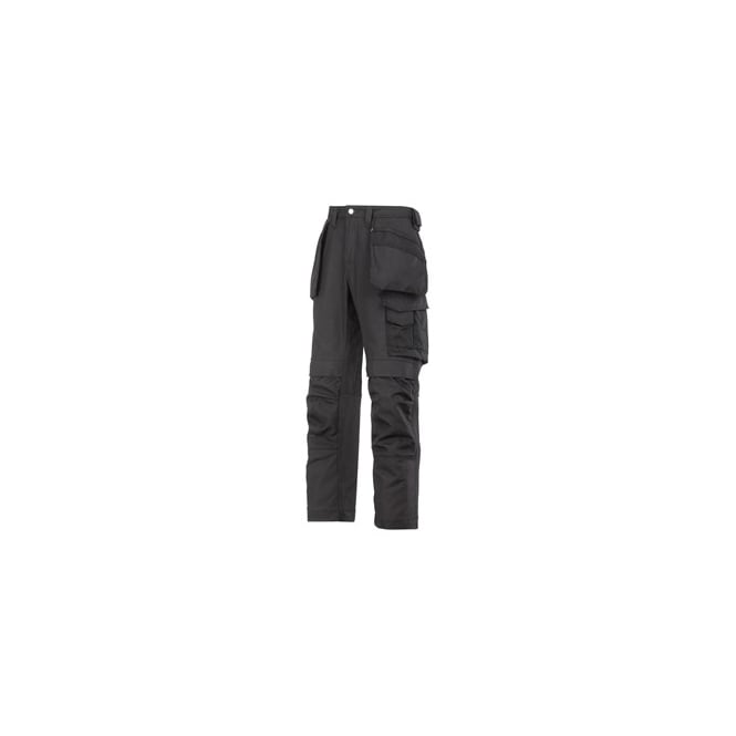 Snickers 3214 Work Trousers Craftsmen Combat Holster Heavy Cotton Pants