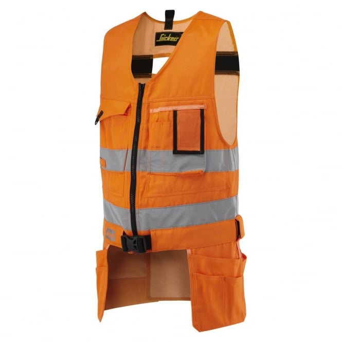 Snickers 4233 High-Vis Toolvest, Class 2