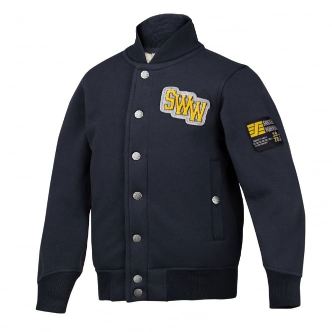Snickers 7500 RuffWork, Junior Pile Jersey Jacket