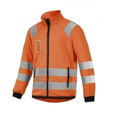 8063 HighVis Fleece Jacket