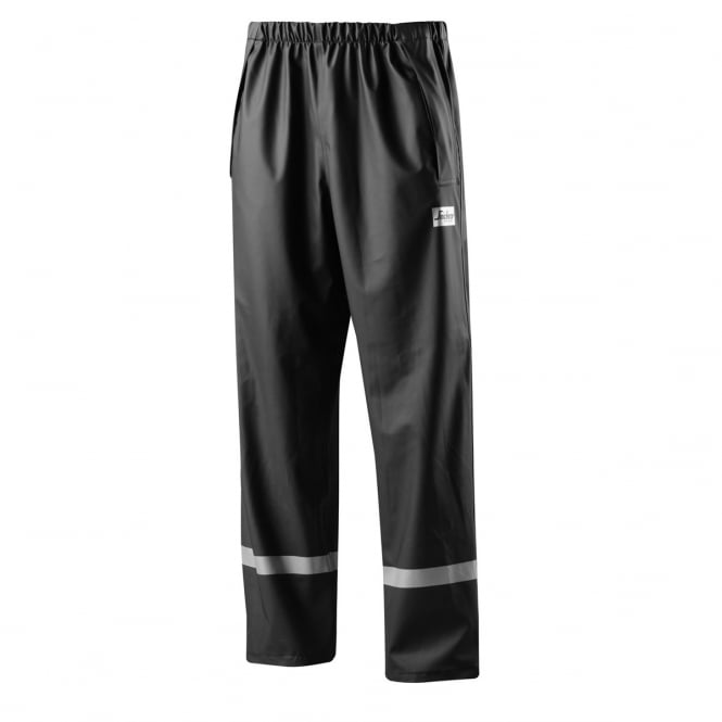 Snickers 8201 Rain Trousers, PU