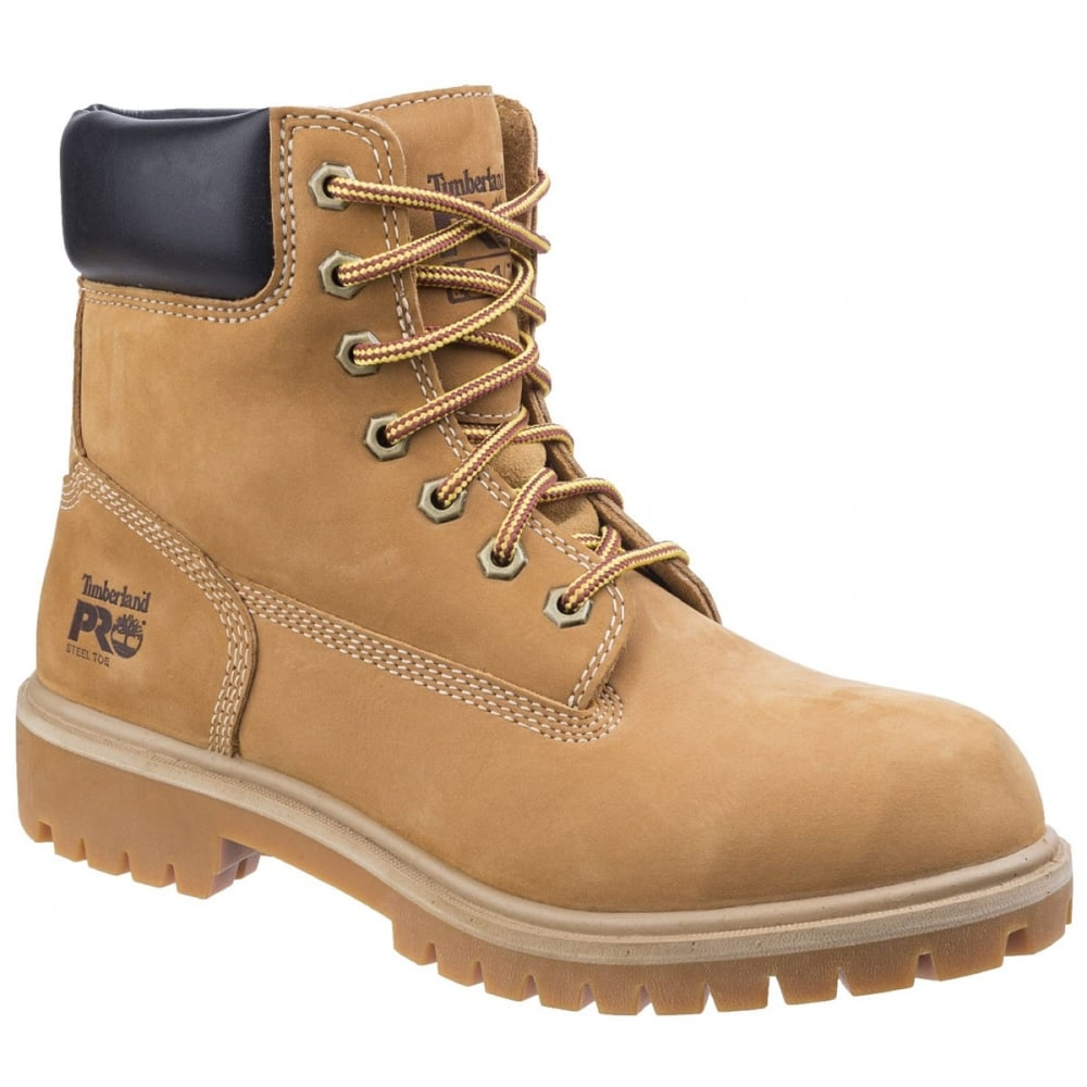 945ee84bc7a9 Timberland Pro Ladies Direct Attach Lace up Safety Boot - Footwear ...