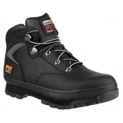 Safety Euro Hiker Boot Black