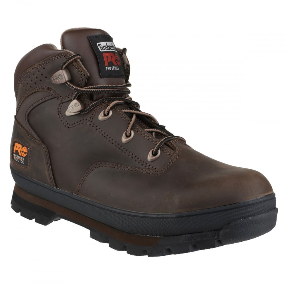 e60241996fab Timberland Pro Safety Euro Hiker Boot Brown - Footwear from M.I. Supplies  Limited UK