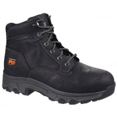 Safety Workstead Lace Black Boot