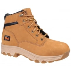 Safety Workstead Lace Wheat Boot