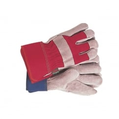 All Round Rigger Gloves Navy / Red Ladies - Small