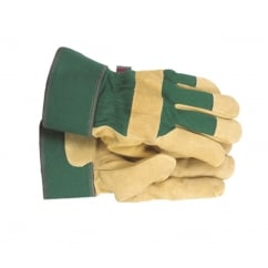 TGL108M Ladies Fleece Lined Leather Palm Gloves