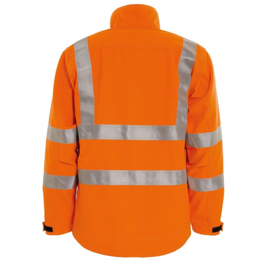 1164376e79ed Flame Advanced Retardant Tranemo Edge Workwear Jacket Gort zISSq7a