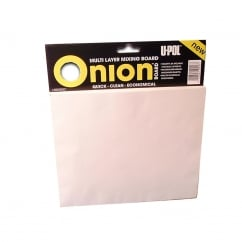 Onion Board Multi Layer Mixing Pallette 1 Pack (100 Sheets)