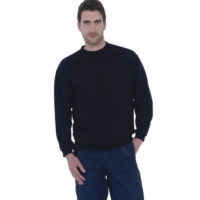 Ultimate Clothing Company UCC001 50/50 Set-In Sweatshirt