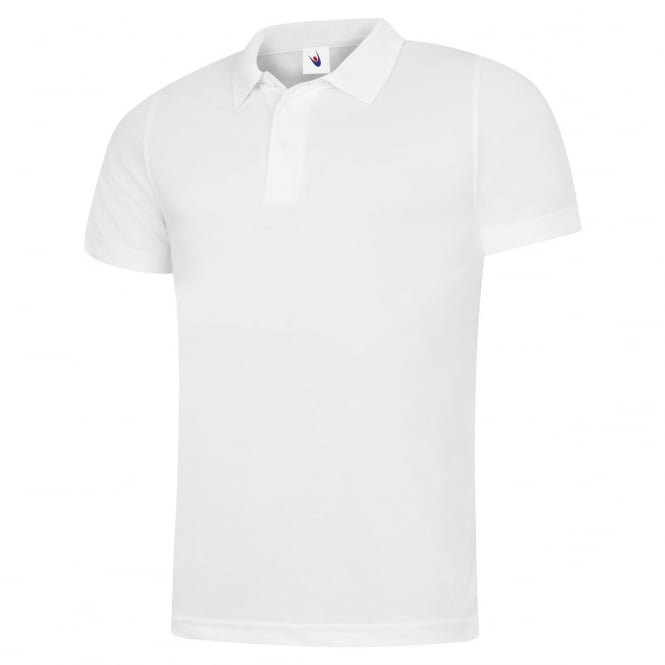 Uneek UC127 Mens Super CoolWorkwear Poloshirt 200GSM