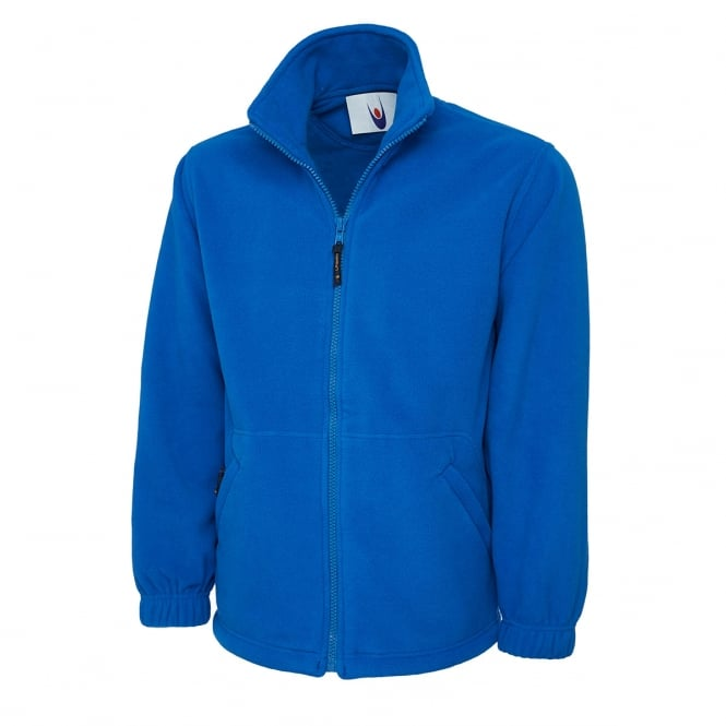 Uneek UC604 Classic Full Zip Micro Fleece Jacket 300GSM