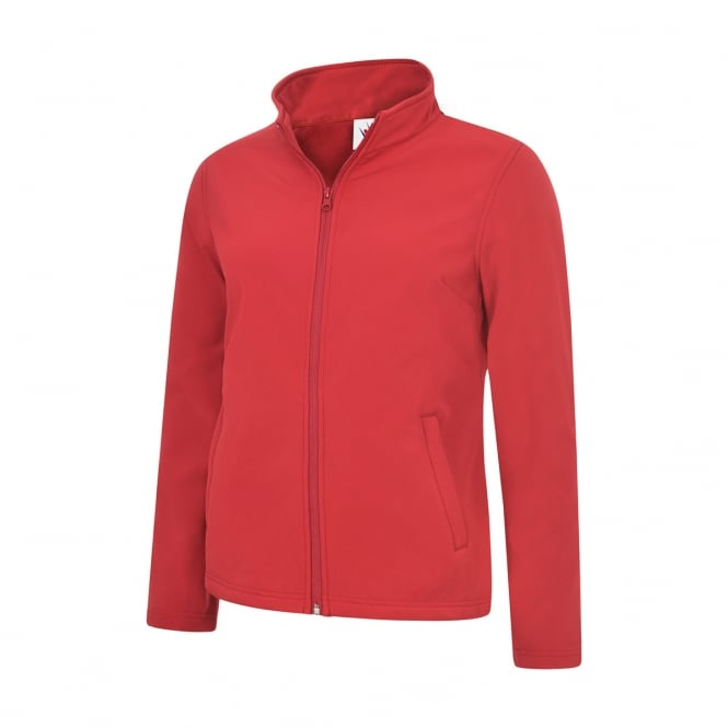 Uneek UC613 Ladies Classic Soft Shell Jacket