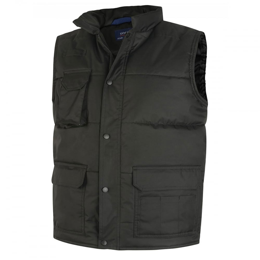 Uneek Uc640 Super Pro Body Warmer Clothing From M I Supplies