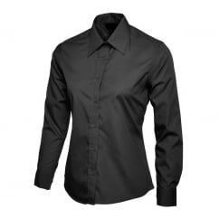 UC711 Ladies Poplin Full Sleeve Shirt