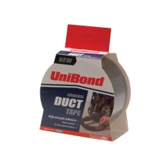 Duct Tape Silver 50mm x 50m Twin Pack