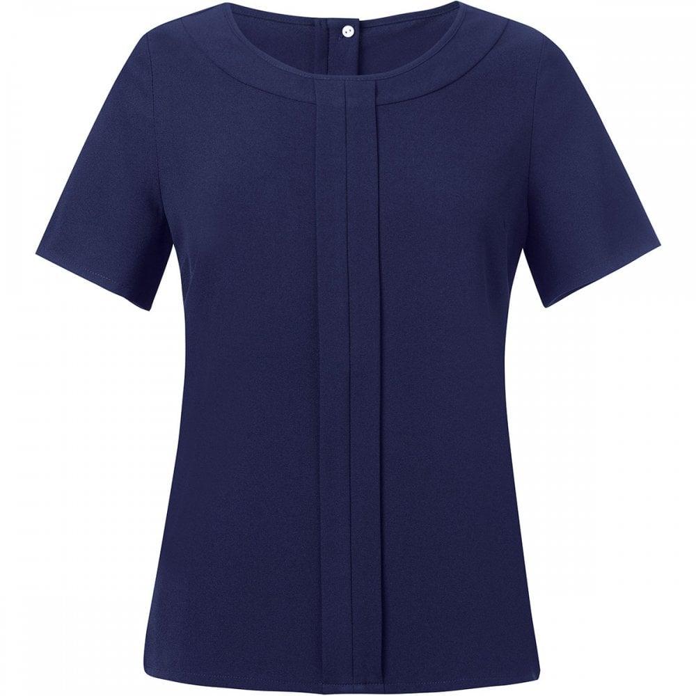 brook taverner verona crepe de chine blouse