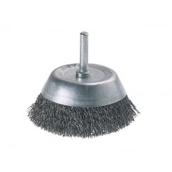 2108-000 Wire Cup Brush 75mm x 6mm Shank