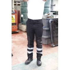 BS015TR Reflective Ballistic Trousers (Regular)