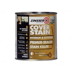 Cover Stain Primer / Finish Paint 500ml