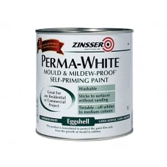 Perma-White Interior Paint Matt 1 Litre